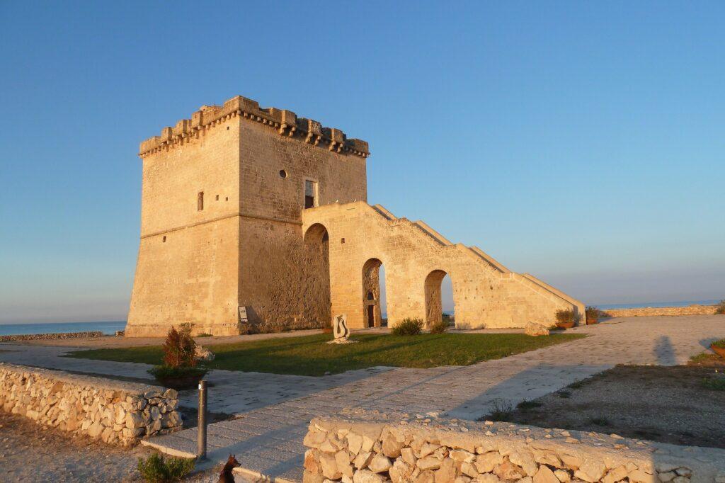 Torre Lapillo Porto Cesareo Puglia Mare