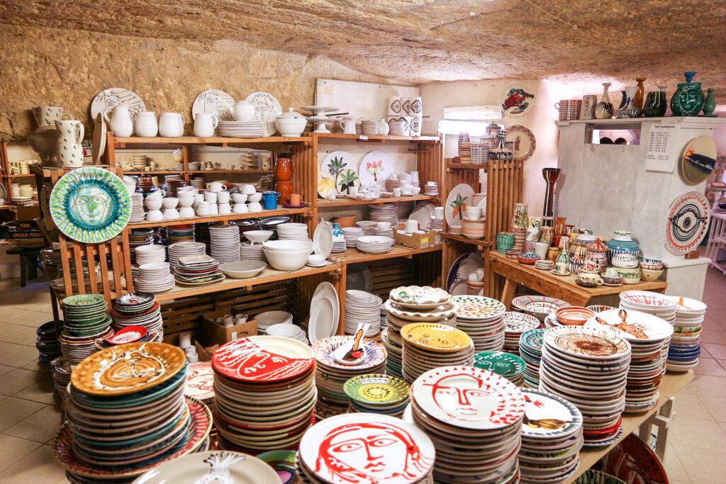 Ceramiche di Grottaglie, Puglia