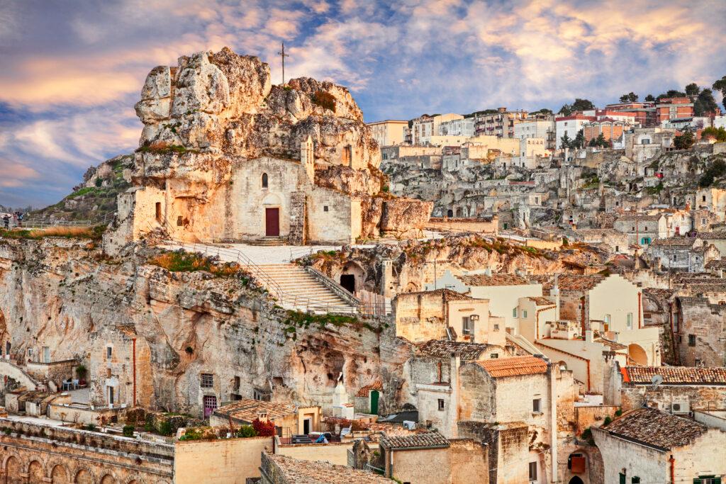 Viaggi culturali a Matera,  Basilicata